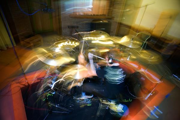 Destacada 2011 Ametsak Pilatzen en el estudio